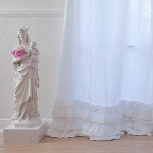 Rachel Ashwell Shabby Chic Couture Petticoat Curtain