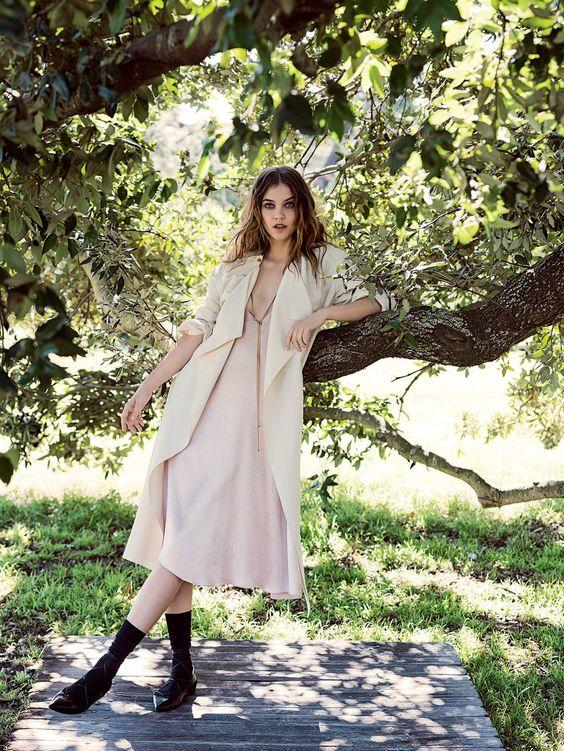 Barbara Palvin by Derek Henderson for Vogue Australia June 2015