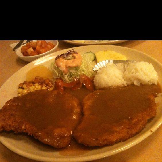 The last meal in Korean restaurant. It is definitely in my top list.