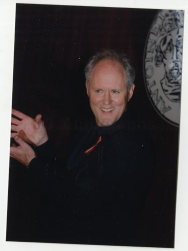 John Lithgow - Vintage Candid Photo by Peter Warrack - Previously Unpublished