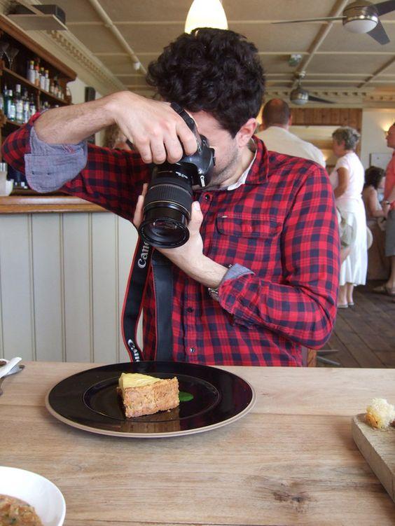 things starting food blog