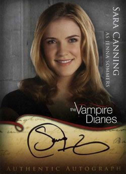 Sara Canning as Jenna Sommers (Guardian of Elena & Jeremy)