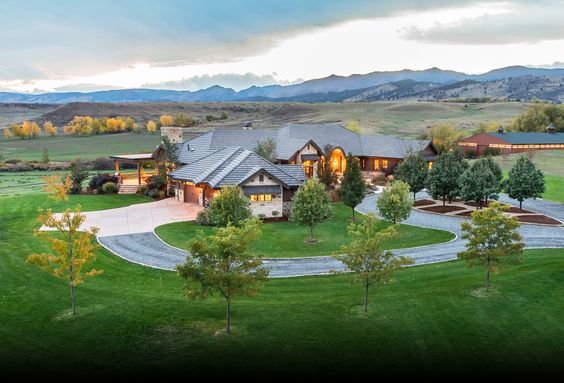 4 ROCKIN G RANCH | Luxury Horse Property for Sale Boulder County, CO.  16.9 mil on 144 acres with 10,600 square feet.
