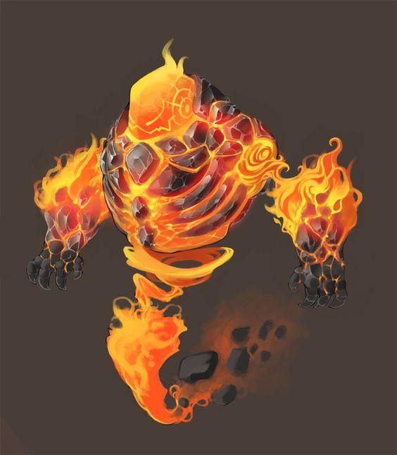 fire monster - Tìm với Google