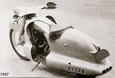 Custom BMW by Lepoix. The Vintagent: LOUIS LUCIEN LEPOIX