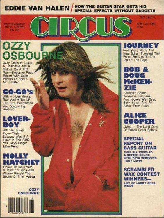 30 Issues Circus Magazine Rock Music Jan 72 through Dec 74 Super Run EX+