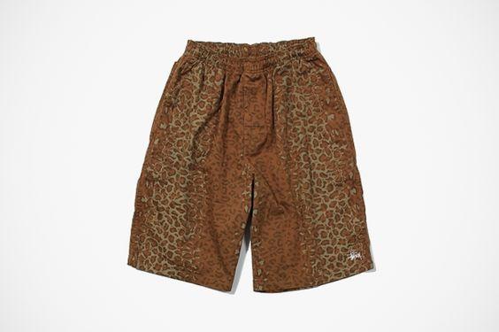 Stussy Brushed Boxer Shorts.