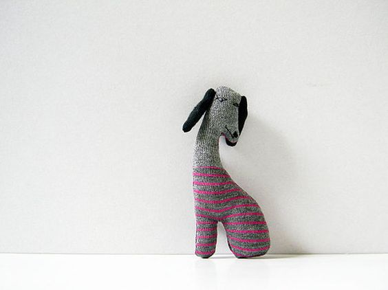 Dog Brooch  Miss Gri  Dog Brooch With Hand by polykatoikia on Etsy, $25.00