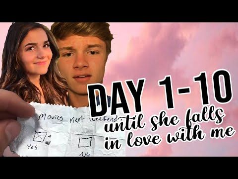 Logan And Isabel Tiktok Series Day 1 10 Until She Falls In Love