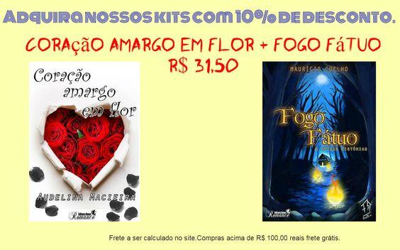 Você gosta de desconto e de livros???? que tal os dois juntos....na nossa loja você tem!!!!!  http://lojaeditoranovoromance.com.br/