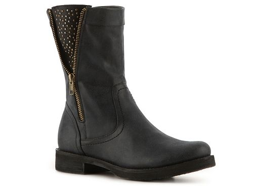 Crown Vintage Sportster Gussett Bootie - For my new motorcycle? I think so!