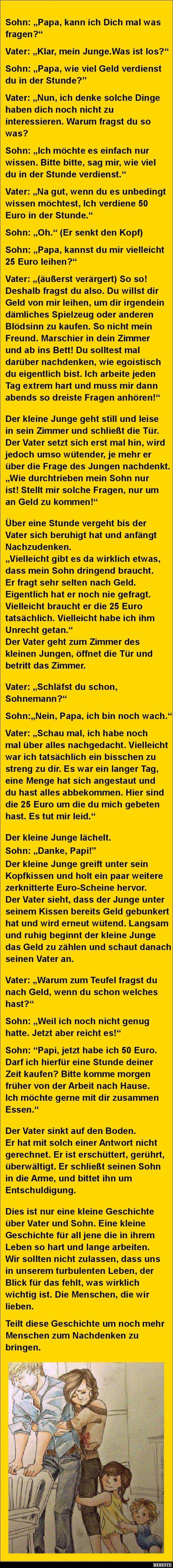 Papa, kann ich Dich mal was fragen? | DEBESTE.de, Lustige Bilder, Sprüche, Witze und Videos