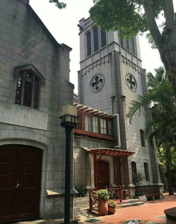 Cathedral @Dongshan, China