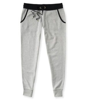 Solid Jogger Sweat Pants -