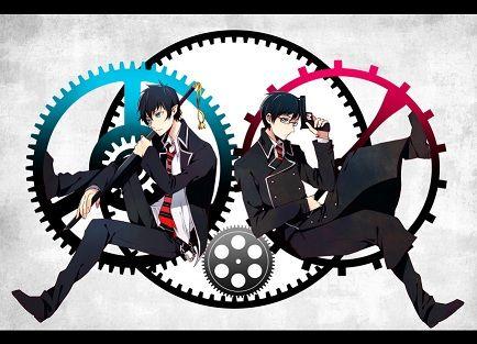 Ao no Exorcist - Yukio/Rin