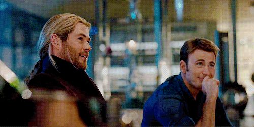 """"""" The one where Thor and Steve are not impressed. """""""