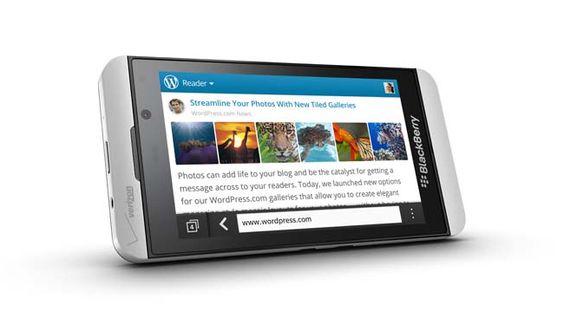 BlackBerry Officially Announces BlackBerry Z10 Smartphone
