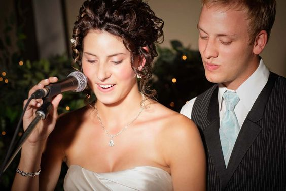 Giving a bride speech is a great way to put your own personal stamp on the reception!