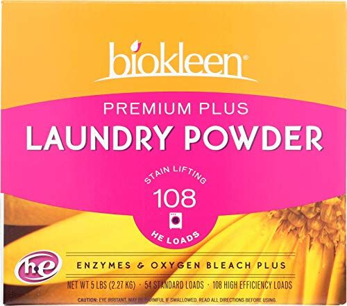 Biokleen Laundry Detergent Powder Concentrated Eco Frie Https