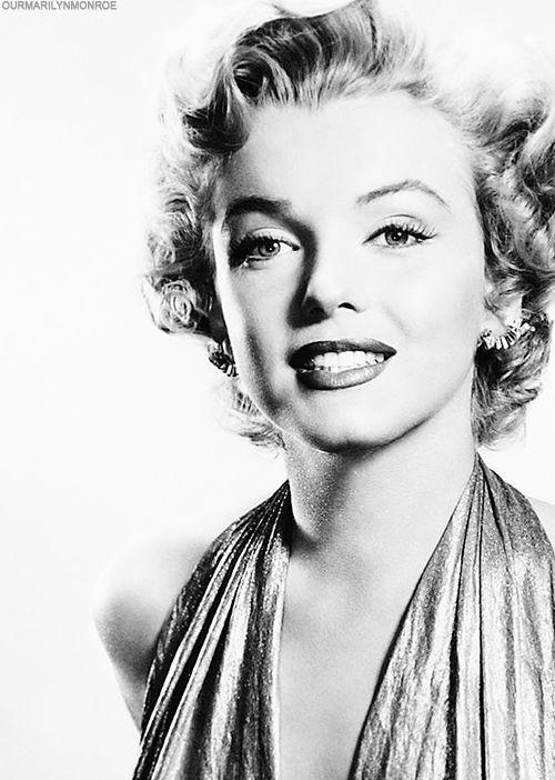 Marilyn Monroe — Marilyn Monroe photographed by Frank Powolny,...
