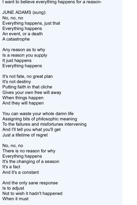 Pin By Caroline Hurley On Well Said Everything Happens For A Reason How To Plan Things I Want