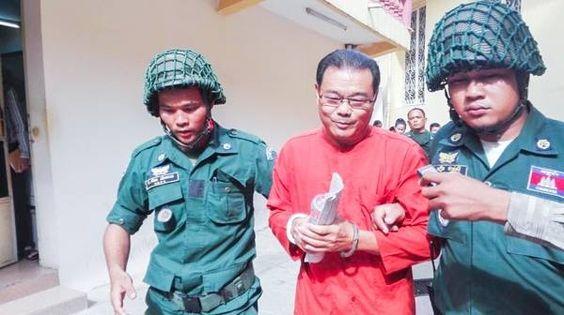 Thêm một nghị sĩ Campuchia bị phạt tù vì cáo buộc xuyên tạc hiệp định biên giới với Việt Nam