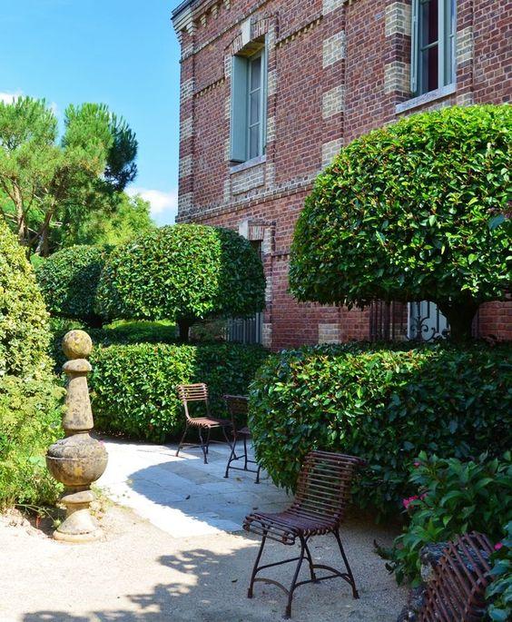 thomas alexandre architecte paysagiste / les jardins agapanthe, grigneuseville: