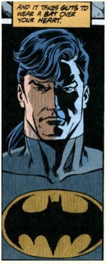 One of my all time favorite Dick Grayson panels from Batman #514.