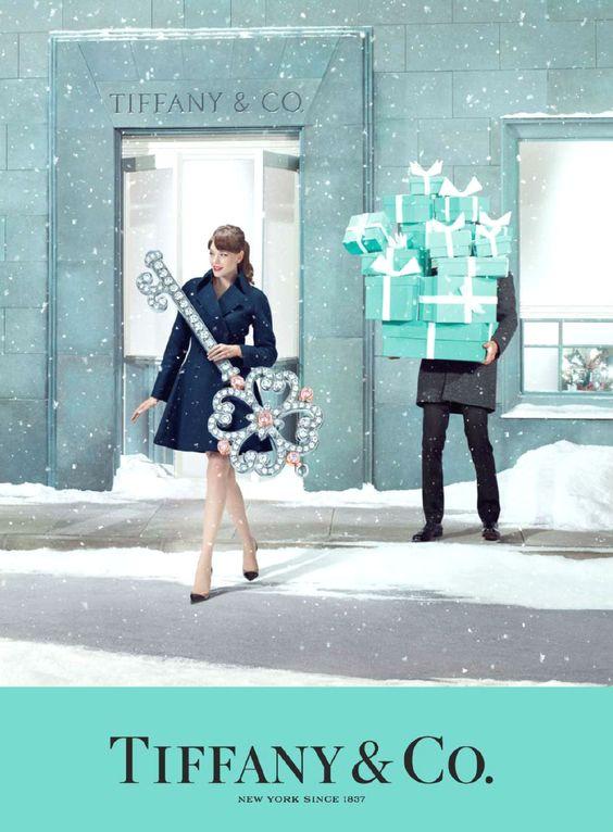 ❊ Christmas at Tiffany's ❊ / Tiffany & Co. Christmas 2014