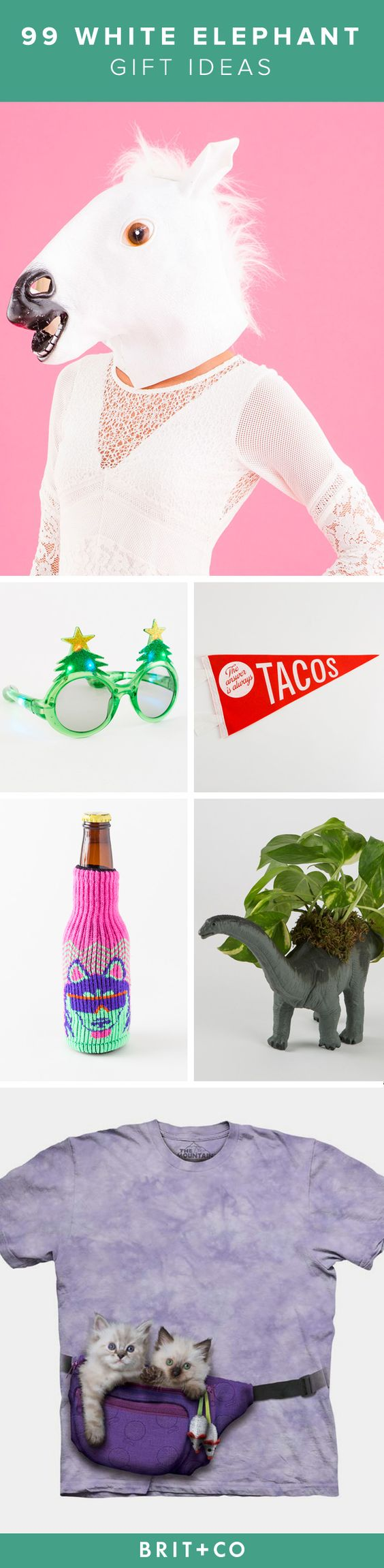 99 Of The Best White Elephant Gifts Ever Shops We And