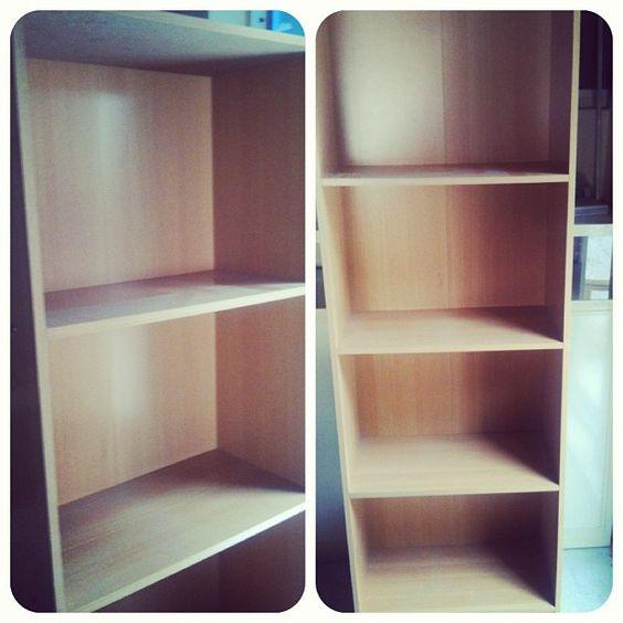 للبيع مكتبة رفوف للكتب بحالة ممتازة السعر 10 دينار Bookcase Shelves Home Decor