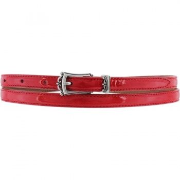 Micro Chic Skinny Belt  available at #Brighton