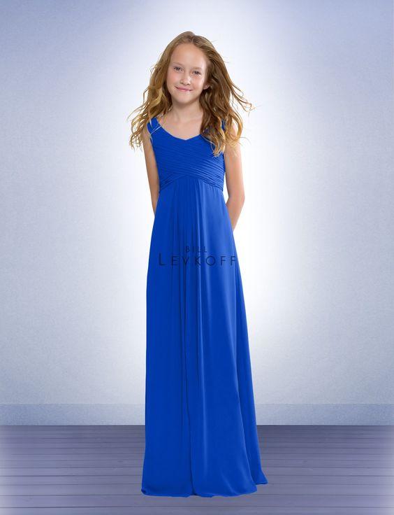 Junior Bridesmaid dress of style 53702