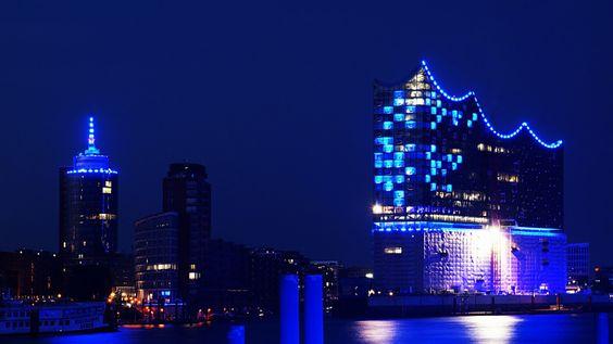 Hamburg Elbphilharmonie Hafencity – Michael Blachy WordPress Blog - hamburg-1118747_1920
