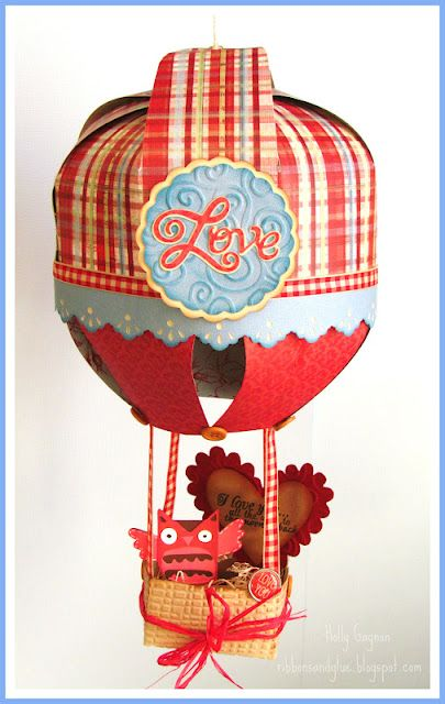 This one looked interesting... I'm wondering if the graphic print out in a square shape, if it would work in a similar fashion.: Valentines Ideas, Cricut Ideas, Cards Valentine, Balloon Valentine, Love Wedding Valentines, Hot Air Balloons, Cricut Future, Cricut Cartridges