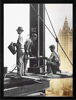 Obreros Nueva York