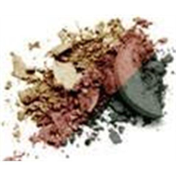 glo minerals eyeshadow trio palm 4.5gm