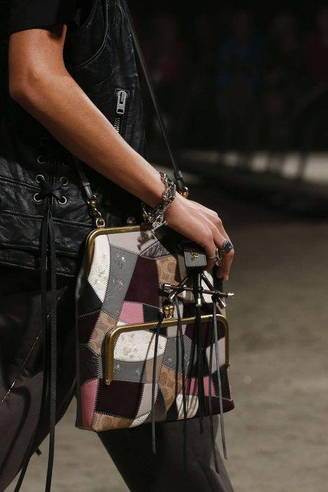 Coach, Printemps/été 2019, New York, Womenswear | Sac, Mode ...