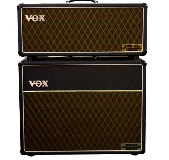 awesome handwired vox ac30 limited edition head and cab guitars pinterest awesome. Black Bedroom Furniture Sets. Home Design Ideas