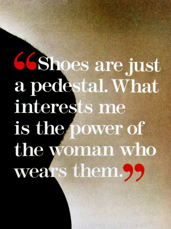 -Christian Louboutin: Fashion Quote, Christian Louboutin Shoes, Shoe Quote, Red Bottom Shoes, Red High Heels, Shoes Shoes, Powerful Women