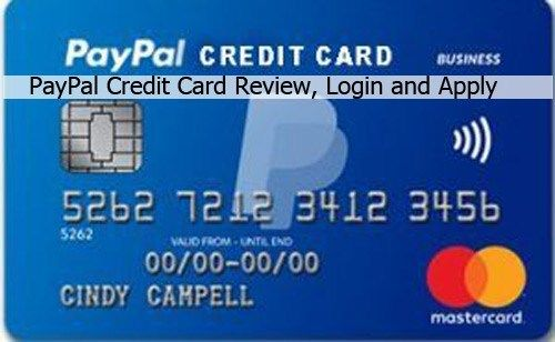 Paypal Credit Card Login Review And Apply Now Fxcue Com