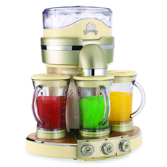 Help Mom get her margarita on! This thing puts a party on the countertop.