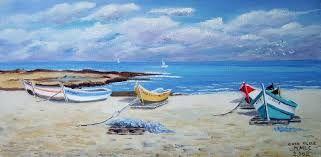 """Résultat de recherche d'images pour """"peinture paysage provencal mer"""""""