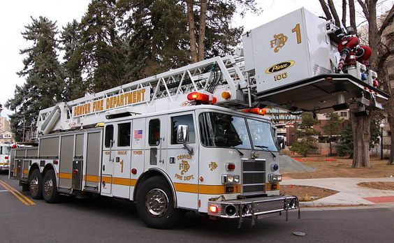 Denver Fire Department Aerial Platform Truck 1