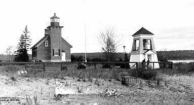 Little Traverse Lighthouse, Michigan at Lighthousefriends.com