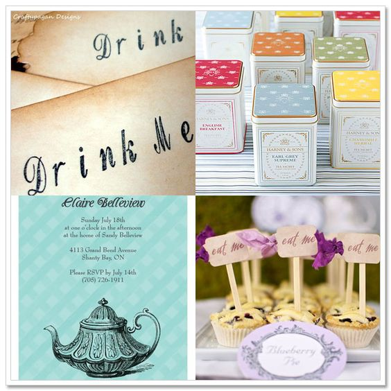 Kitchen tea idea party planning gifts favours and for Bridal shower kitchen tea ideas