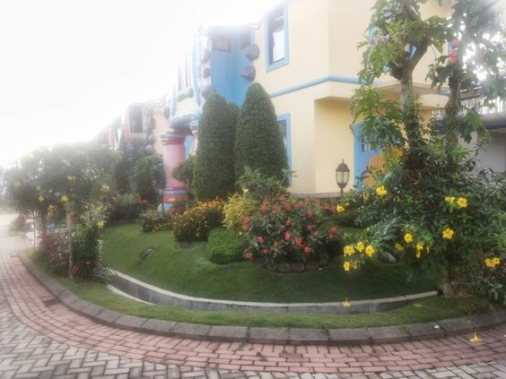 Flower city, jakarta indonesia