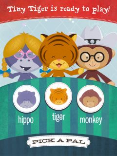 A fun activity app for your littles.
