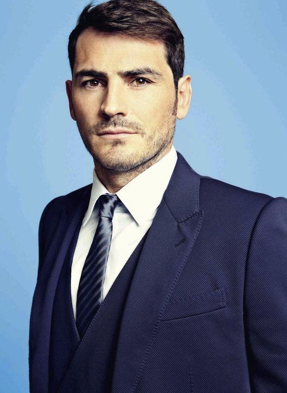 Iker Casillas, still number one goalkeeper in my book