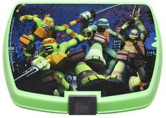 Teenage Mutant Ninja Turtles Snack Container | nickelodeonstore.co.uk